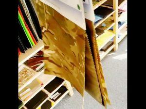 Tecido de nylon impermeável à prova de balas 1000D da veste
