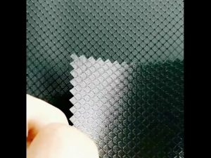 Tela de nylon oxford resistente à água de 200D 400D ripstop para a trouxa