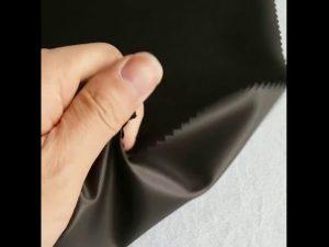 2018 alta qualidade 100% nylon 420D ripstop tecido jaqueta ao ar livre rolos