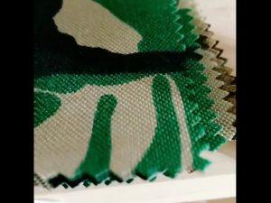 2018 quente densidade de lã de poliéster 100% colado tecido jaqueta jérsei