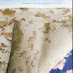 930D camuflagem impermeável impresso PU nylon revestido de tecido oxford