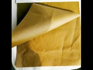 Tela militar de nylon impermeável resistente à abrasão 500D de oxford do ripstop
