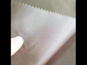 China fornecedor 1680D poliéster PU revestido tecido oxford para mochila