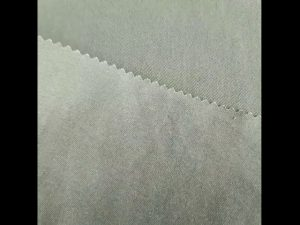 Têxteis confortáveis e tecido de algodão por atacado de jaqueta de algodão