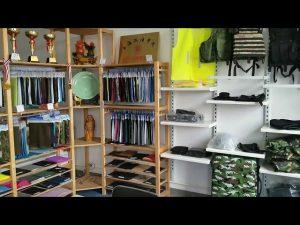 Tecido de workwear de padrão de poliéster de algodão 6535 padrão europeu