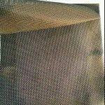 Tela de malha de alta qualidade da urdidura do poliéster 380gsm para o forro militar