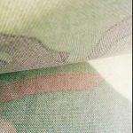 Mochilas de alta qualidade tecido 1000D nylon impermeável PU tecido revestido