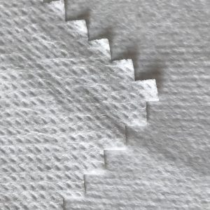 Non woven fabric laminated with PTFE milky breathable membrane of medical protective suit fabric