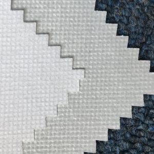 WF2 / O6SO5 SS + PE 75gsm Tecido não tecido de polipropileno + PE para tecido descartável de roupas de proteção para uso médico