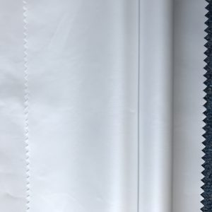 medical protective clothing fabric with PTFE membrane lamination