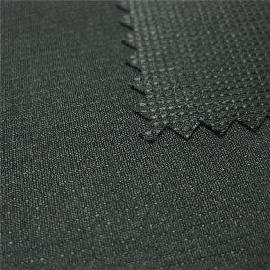 fabricante de china poli tecido pongee atacado