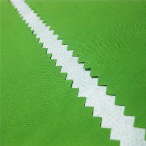 Tecido de nylon do plutônio do taslon 228T / impermeável respirável para a capa de chuva