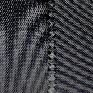 Tela de nylon tingida lisa do cordura 1000d