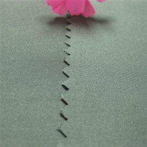 venda quente tecido pongee 100% poliéster fio tingido pongee tecido 190 t