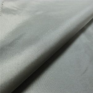 material de guarda-chuva 100% poliéster calandragem tecido de tafetá