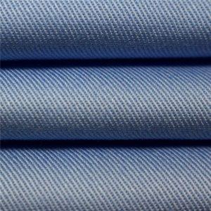 100% sarja de algodão cardada tecido tingido uniforme workwear vestuário tecidos