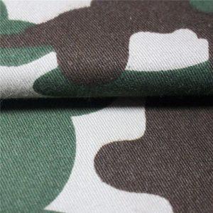 Tecido de sarja à prova de fogo de 80% algodão 20% poliéster