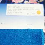 China fábrica 100% poliéster velo tecido anti-estático inverno jaqueta