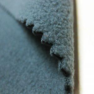 China atacado 100% poliéster dry fit tecido de lã para uso interno