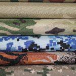 tecido militar