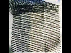 os sacos 100% do exército do poliéster da ordem experimental que alinham a tela durável da malha